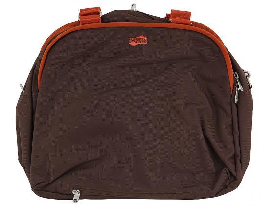 Чехол для ноутбука 15.4 Samsonite American tourister 11A*041*13 нейлон коричнево-оранжевый