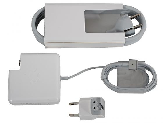 Зарядное устройство Apple MagSafe 2 Power Adapter 85W для MacBook Pro with Retina display MD506Z/A адаптер питания apple 60w magsafe 2 для macbook pro 13 inch with retina display md565z a белый