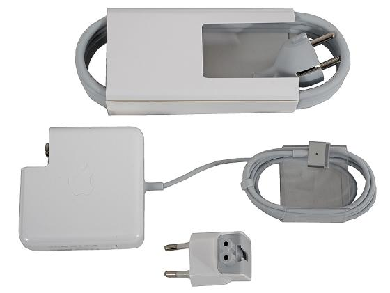 Зарядное устройство Apple MagSafe 2 Power Adapter 60W для MacBook Pro with 13-inch Retina display MD565Z/A 4pc lot dr ms07 220v stainless steel dual 60w ultrasonic cleaner machine with display for jewelry glasses circuit board
