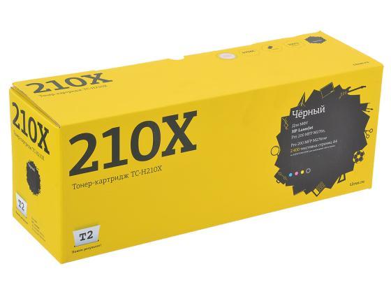 Картридж T2 CF210X №131X для LaserJet Pro 200 M251 MFP M276 1200стр. черный TC-H210X аккумулятор для ибп apc 2 rbc2
