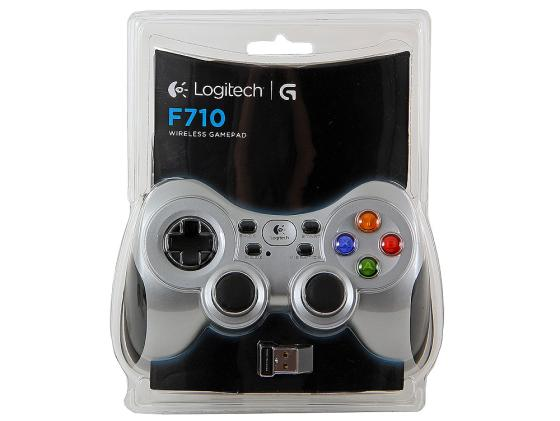Геймпад Logitech F710 Wireless Gamepad 940-000145