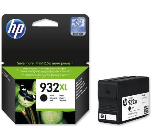 Картридж HP CN053AE N932XL для HP Officejet 6100 6600 6700 чёрный картридж hp 932xl cn053ae черный cn053ae