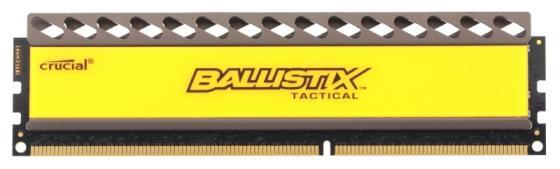 Оперативная память 4Gb (1x4Gb) PC3-14900 1866MHz DDR3 DIMM CL9 Crucial BLT4G3D1869DT1TX0CEU память ddr3 dell 370 abgj 8gb rdimm reg 1866mhz