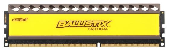 все цены на Оперативная память 4Gb PC3-14900 1866MHz DDR3 DIMM Crucial Ballistix Tactical 9-9-9-27 BLT4G3D1869DT1TX0CEU