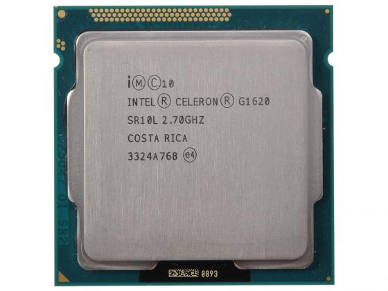 цены Процессор Intel Celeron G1620 2.7GHz 2Mb Socket 1155 OEM