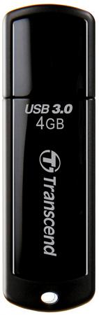 Флешка USB 4Gb Transcend Jetflash 700 TS4GJF700 USB3.0 флешка 32гб transcend jetflash 700