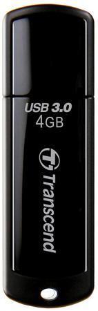 Флешка USB 4Gb Transcend Jetflash 700 TS4GJF700 USB3.0 usb флешка 4gb usb drive usb 3 0 transcend 700 ts4gjf700