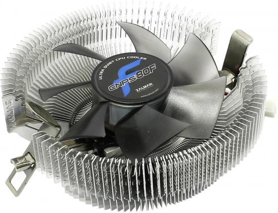 Кулер для процессора Zalman CNPS80F Socket 775/1155/1156/AM2/AM3/FM1/FM2 кулер для процессора zalman cnps8x optima socket 775 1150 1155 1156 am2 am2 am3 am3 fm1 fm2
