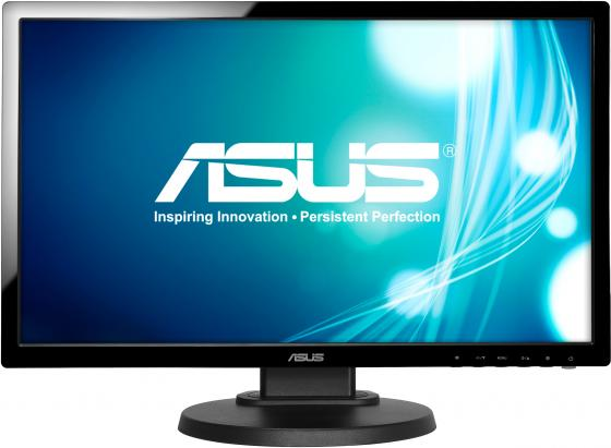 Монитор 21.5 ASUS VE228TLB черный TFT-TN 1920x1080 250 cd/m^2 5 ms DVI VGA Аудио USB
