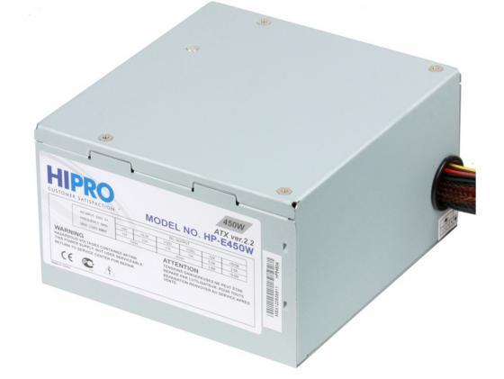 Фото - Блок питания ATX 450 Вт Hipro HP-E450W блок питания accord atx 1000w gold acc 1000w 80g 80 gold 24 8 4 4pin apfc 140mm fan 7xsata rtl