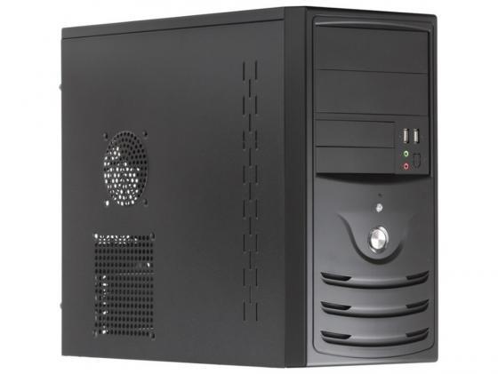 Корпус microATX 3Cott 5001 450 Вт чёрный