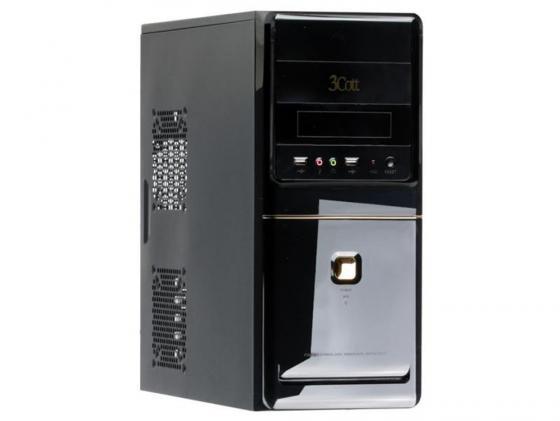 все цены на Корпус ATX 3Cott 4009 450 Вт чёрный