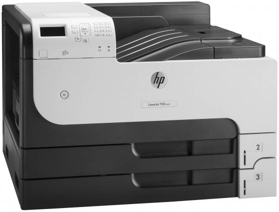 Принтер HP LaserJet Enterprise 700 M712dn CF236A ч/б A3 41ppmi дуплекс USB Ethernet принтер hp laserjet enterprise 700 m712dn a3 cf236a