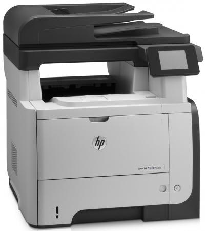 МФУ HP LaserJet Pro M521dw A8P80A A4 40стр/мин дуплекс факс USB Ethernet Wi-Fi hp laserjet pro p1102w connect to network