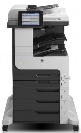 МФУ HP LaserJet Enterprise 700 MFP M725z CF068A ч/б A3 41ppm факс степлер дуплекс HDD 320Гб Ethernet USB