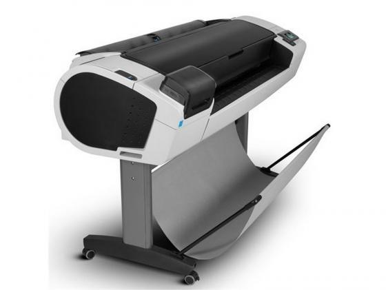 """Плоттер HP Designjet T1300 CR652A 44"""" HDD 160Гб USB Ethernet цены онлайн"""