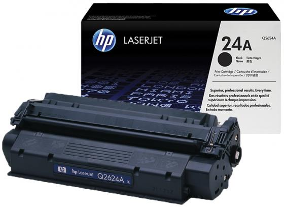 Картридж HP Q2624A №24А для LaserJet 1150 2500 страниц 1pcs separation pad for hp laserjet 1000 1150 1200 1220 1300 3300 3310 3320 3330 printer separation pad applies