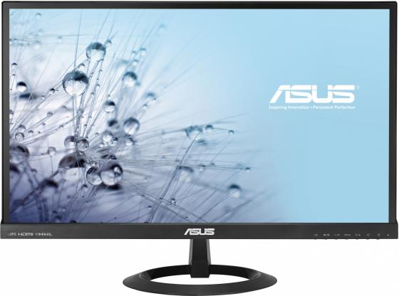 Монитор 23 ASUS VX239H черный AH-IPS 1920x1080 250 cd/m^2 5 ms HDMI VGA Аудио монитор asus 23 6 vs247nr 90lme2001t02211c