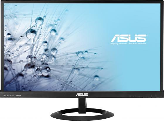 "все цены на  Монитор 27"" ASUS VX279Q черный AH-IPS 1920x1080 250 cd/m^2 5 ms DisplayPort HDMI VGA Аудио 90LM00F0-B01670  онлайн"
