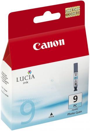 Картридж Canon PGI-9PC для PIXMA Pro9500 Pro9500 Mark II светло-голубой картридж canon pgi 9pbk цветной для pixma pro9500