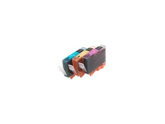 Картридж Canon BCI-3eCMY набор из 3-х картриджей для BJC-3000 S400 6000 6100 6200 6200S цветной