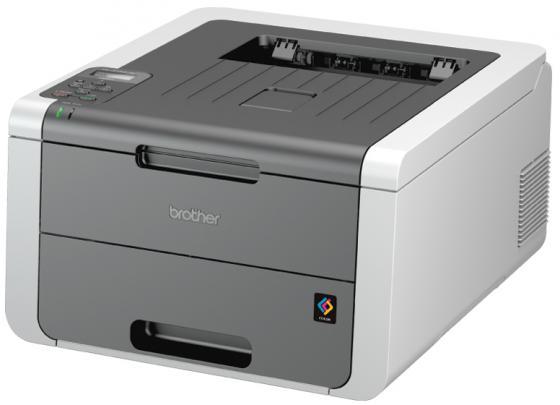 Купить со скидкой Принтер Brother HL-3140CW цветной A4 16ppm 2400x600dpi Wi-Fi USB