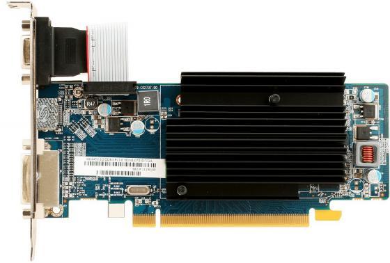 Видеокарта 2048Mb Sapphire HD6450 PCI-E D-Sub DVI HDMI 11190-09-10G Oem видеокарта asus geforce gtx 1060 1620mhz pci e 3 0 6144mb 8208mhz 192 bit dvi hdmi hdcp rog strix gtx1060 o6g gaming