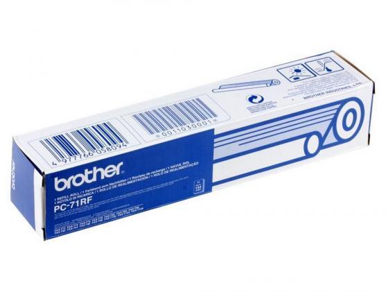 Термопленка Brother PC-71R для Fax 727 737MC T104 T106 brother pc 74rf
