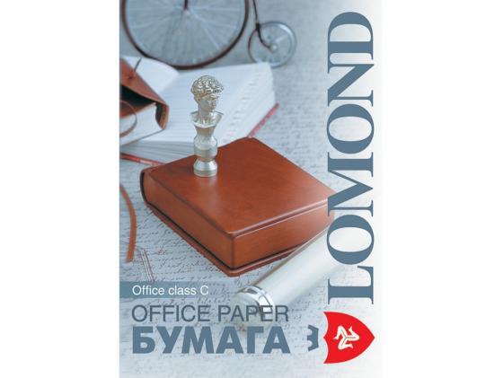 Бумага Lomond Office A4 80г/кв.м 500л 0101005 бумага a4 xerox perfect print plus 80г м 500л