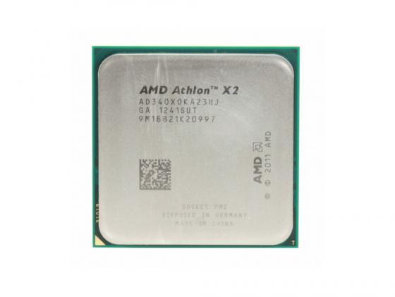Процессор AMD Athlon II X2 340 AD340XOKA23HJ Socket FM2 OEM процессор amd athlon ii 840 socket fm2