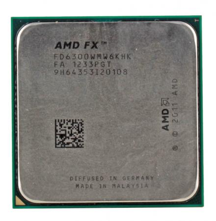 Процессор AMD FX-6300 FD6300WMW6KHK Socket AM3+ OEM процессор amd x4 fx 4330 4 0ггц 4mb fd4330wmw4khk socket am3 oem