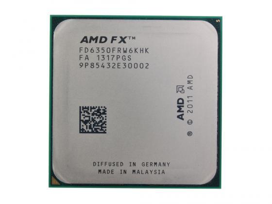 Процессор AMD FX-6350 FD6350FRW6KHK Socket AM3+ OEM for amd bulldozer fx 4130 am3 3 8g quad core cpu