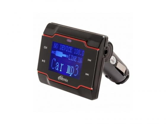 FM трансмиттер Ritmix FMT-A760 MP3 USB SD Пульт ДУ
