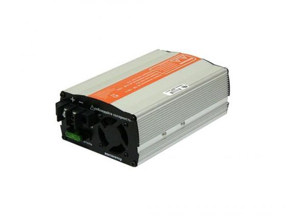 Автомобильный инвертор напряжения Jet.A JA-PI2 300Вт + Кабель для подключения от АКБ автомобильный инвертор напряжения neoline 300w 300вт