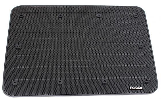 """Подставка для ноутбука 17"""" Zalman ZM-NC3 черная"""