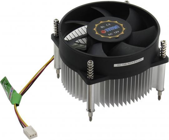 Кулер для процессора Titan DC-156L925X/R/CU20 Socket 1155/1156 кулер titan dc 156l925x r 1155 1156