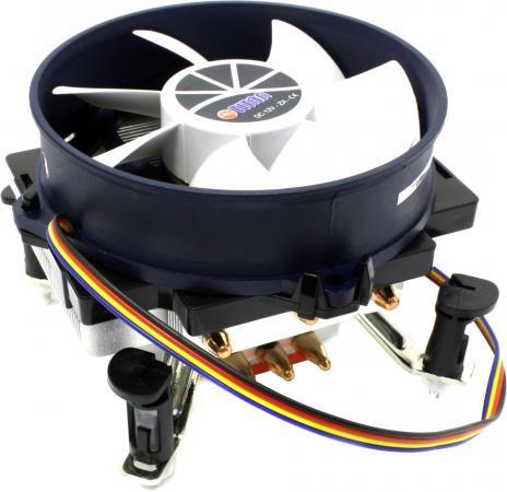Кулер для процессора Titan TTC-NK66TZ/RPW(BX) Socket 1156 100pcs lot bc327 40 bc327 327 40 to 92 triode transistor new original free shipping