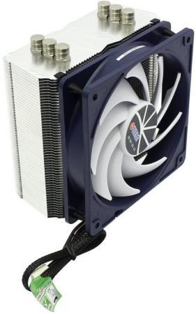 Кулер для процессора Titan TTC-NC15TZ/KU(RB) Socket 1366/1156/1155/775/AM3/AM2+/AM2/K8