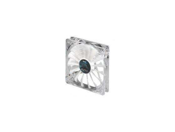 цена на Вентилятор Aerocool Shark White Edition 120mm 800rpm 12.6 dBA белая подсветка EN55505