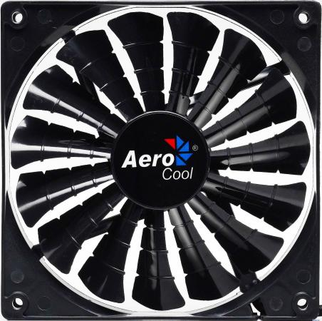 все цены на Вентилятор Aerocool Shark Black Edition 140mm 800rpm 14.5 dBA EN55451