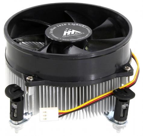 Кулер для процессора GlacialTech IceHut 1010 Light (E) Socket 1156/1155 25 dBa OEM кулер glacialtech icehut 1150pwm