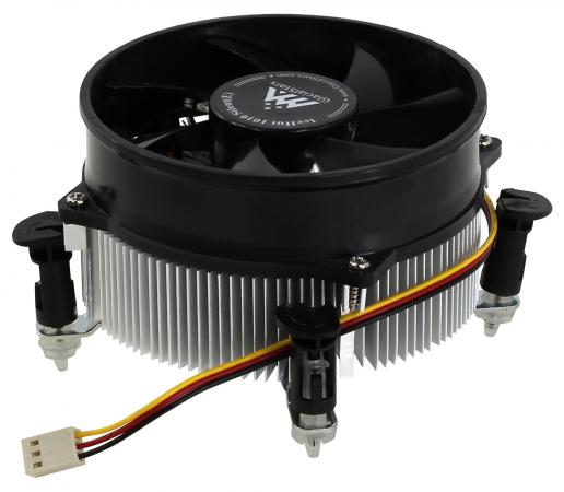 Кулер для процессора GlacialTech IceHut 1010 Silent(E) Socket 1156/1155 20 dBa OEM кулер glacialtech icehut 1150pwm
