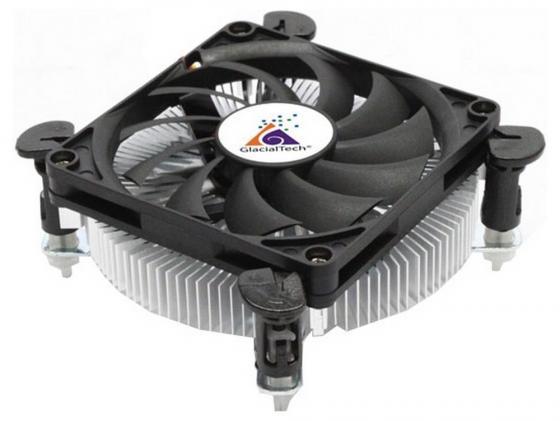Кулер для процессора GlacialTech Igloo i620 Light(E) Socket 1156/1155 2600RPM 25.8dBa Low Profile 29mm OEM