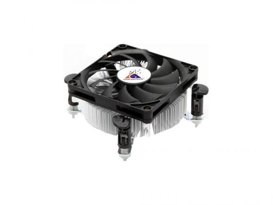 Кулер для процессора GlacialTech Igloo i630 PWM (Е) Socket 1156/1155 800-3600RPM 34.2dBa Low Profile 29mm OEM