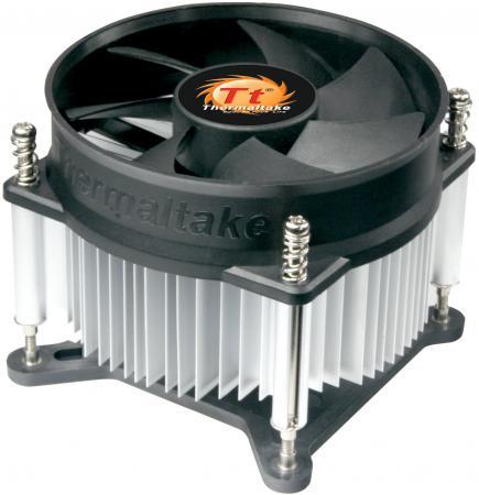 цена на Кулер для процессора Thermaltake ITBU CLP0556-B Socket 1156 2100 RPM CLP0556-B