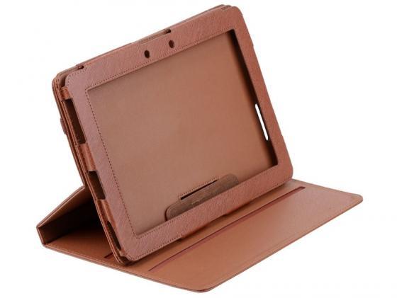 Чехол IT BAGGAGE для планшета ASUS TF700 искусcтвенная кожа Jeans коричневый ITASTF701-2 чехол it baggage для планшета asus tf600 искуственная кожа коричневый itastf602 1