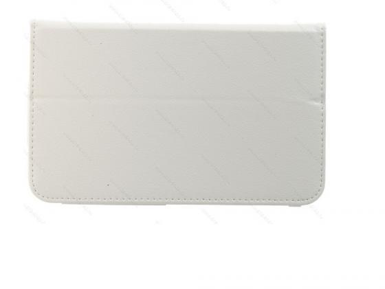 Чехол IT BAGGAGE для планшета Samsung Galaxy tab3 8 искусственная кожа белый ITSSGT8302-