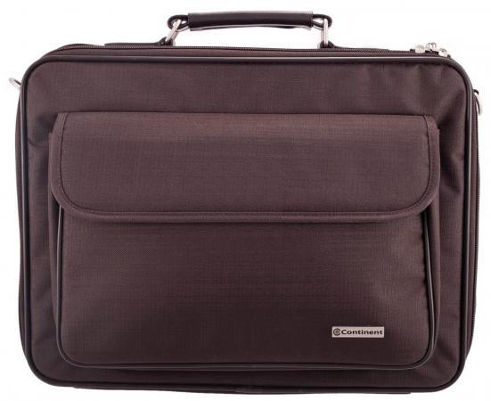 Сумка для ноутбука 15 Continent CC-03 нейлон коричневый сумка для ноутбука 15 continent cc 01 black нейлон