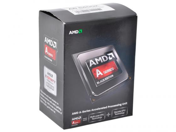 Процессор AMD A6 6400K AD640KOKHLBOX Socket FM2 BOX процессор amd a4 6320 fm2 oem