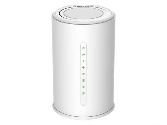 Беспроводной маршрутизатор D-Link DIR-615/A1A 802.11bgn 300Mbps 2.4 ГГц 4xLAN белый маршрутизатор d link dir 620 a e1a 802 11bgn 300mbps 2 4 ггц 4xlan usb usb черный